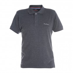 Polo Pierre Cardin Chiné Anthracite