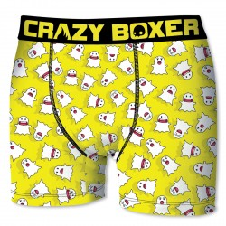 Boxer homme Snap