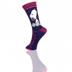 Chaussettes FEMME Snoopy