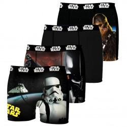 Lot de 4 Boxers Star Wars
