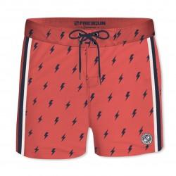 Boardshort soft touch garçon ceinture plate Flash