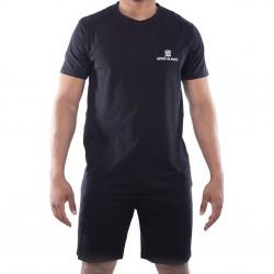 Ensemble homme Pyjama court T-shirt col rond West