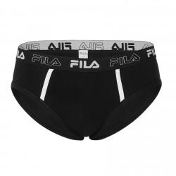 Slip Homme Fila Couture Fluo Noir