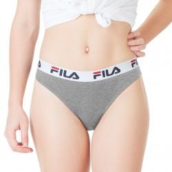 Slip brésilien coton femme Uni FU6067