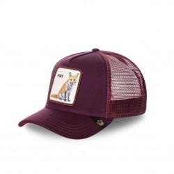 Casquette Baseball Goorin Bros Foxy Rouge