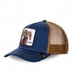 Casquette Baseball Goorin Bros Horny Bleu