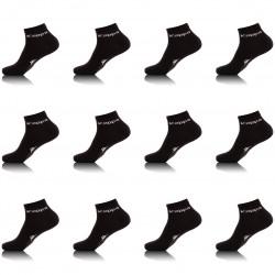 Lot de 15 Paires de Chaussettes Sneakers Homme Taille 39/42
